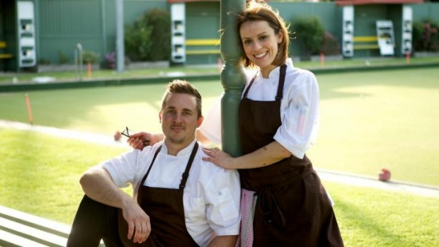 Former Vue de Monde chef Clinton McIver and Ali Rolim Correa have moved on from the Clayton Bowls Club.
