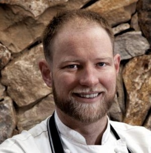 Chef John Leverink of The Boat House by the Lake in Barton