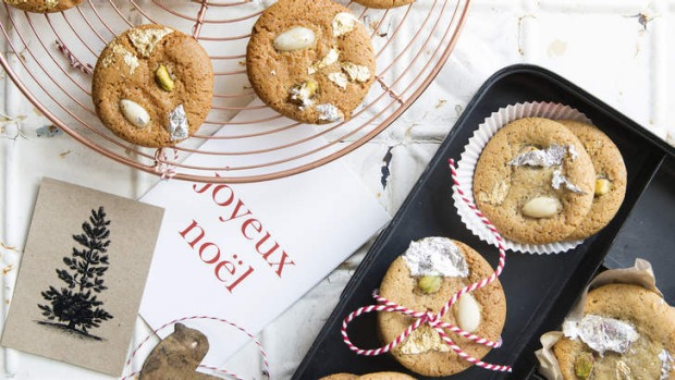 Chai time: These simple cookies make a great festive season gift.