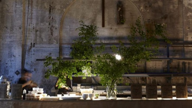 The Twilight Christmas Market takes place at Carriageworks.