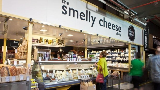The Smelly Cheese Shop in Adelaide runs cheese and beverage matching classes.