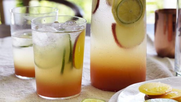 Quench your summertime thirst with this cooling punch.