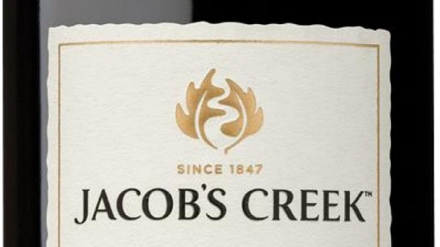3. Jacob's Creek South Australia Reserve Shiraz 2014 $14.25-$18