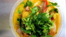 Mary's Laksa is a legendary Darwin institution.