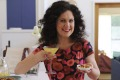 Food and Wine. Political journalist and Kitchen Cabinet presenter, Annabel Crabb, cooks up a storm in Karen Hardy's ...