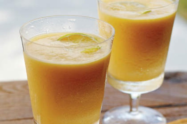 Christmas in Australia means (or should mean!) mango and pineapple. Mix them together to make Curtis Stone's summer ...
