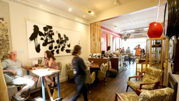 Packing it in: Ebisu Kitchen in Elwood.