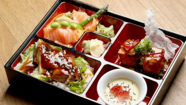 The pretty and practical bento box.