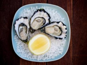 Oysters are on the menu at many South Coast eateries.