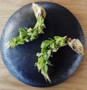 Red spotted whiting is deep-fried until crisp at Silvereye in Sydney.