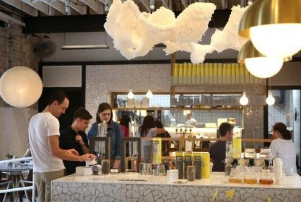 "The Rabbit Hole Organic Tea Bar serves everything from on-tap tea soda to ""dirty"" chai."