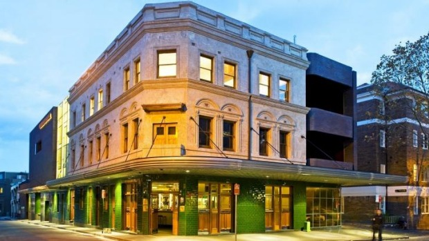 The Beresford Hotel is a grand old Surry Hills pub which has been through several incarnations.