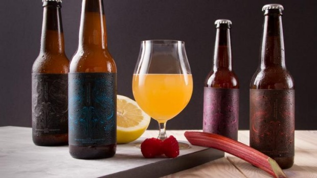 Doctors Orders Brewing / Bridge Road Brewers, Berliner Weisse four-pack