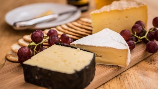 Award-winning cheese from Timboon Cheesery.