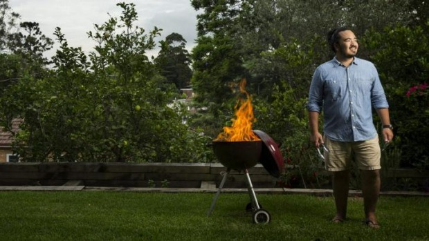 Celebrity chef Adam Liaw says the modern Aussie barbecue embraces global influences.