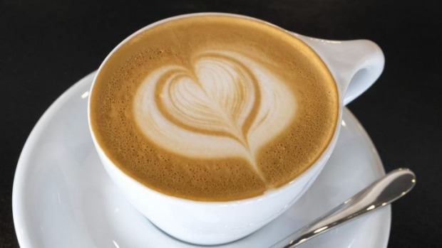 Drinking coffee might be beneficial to heart health.