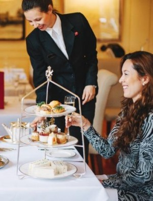 The Hotel Windsor will serve afternoon tea with a Chinese twist.