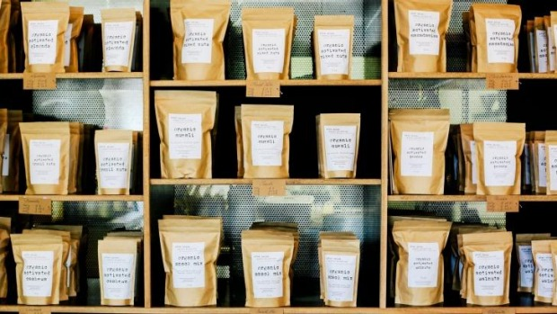 Grab some take-home options from Broth Bar & Larder.