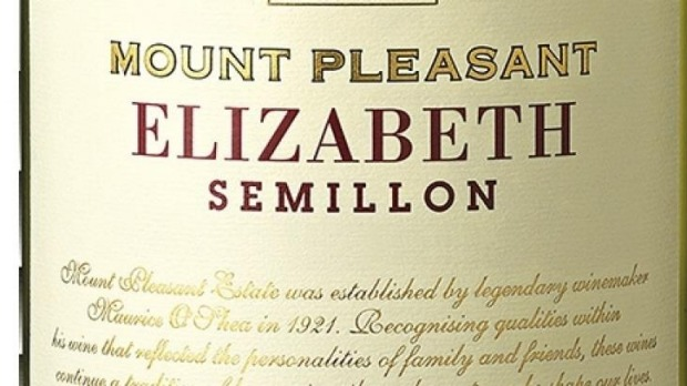 McWilliams Mount Pleasant Cellar Aged Hunter Semillon 2007 $17???$20