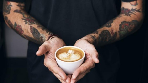 Baristas are available for $24 an hour with a $59 booking fee.