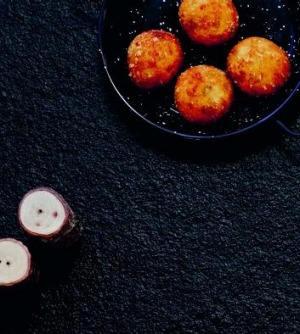 Huxtable's much-loved jalapeno croquettes, from  Daniel Wilson's cookbook Huxtabook.