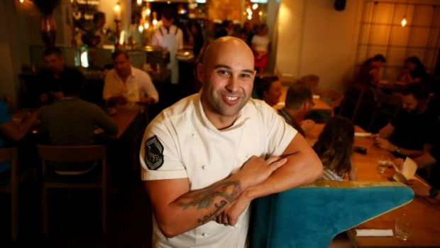 Maha chef Shane Delia has embraced the challenge of cooking for diners with dietary restrictions.