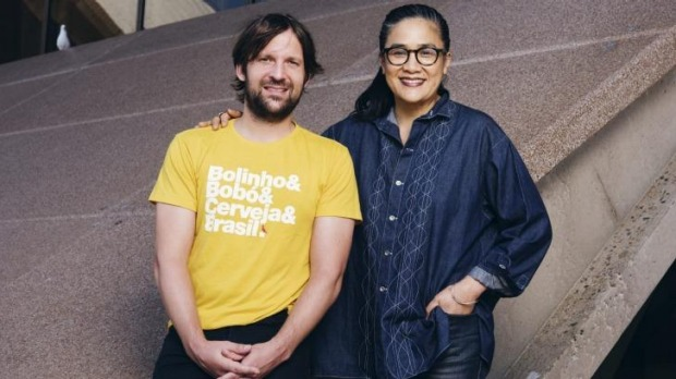 Rene Redzepi and Kylie Kwong will appear at the MAD symposium at the Sydney Opera House.