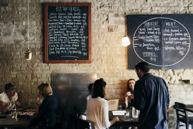 Best New Restaurant: Embla, the CBD wine bar from the Town Mouse team.