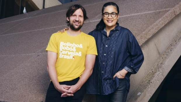 Noma chef Rene Redzepi will host his food symposium MAD at the Opera House in April. Kylie Kwong is one of the speakers.
