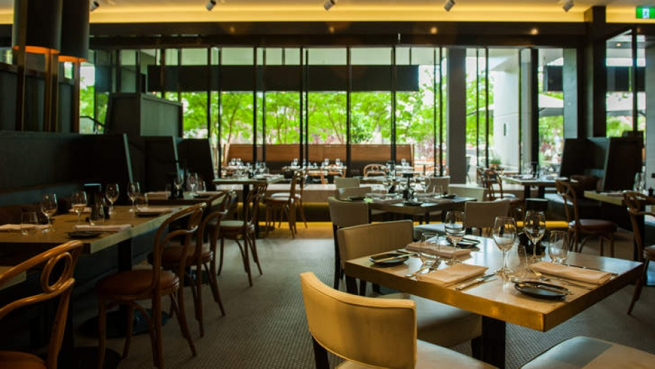 Buvette Bistro and Wine Bar has a grown-up feel.