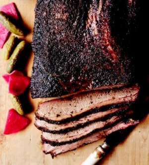 Burn City Smokers will be smoking brisket all night long.