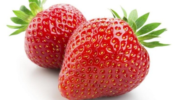 Pick some fresh strawberries from Huntley Berry Farm when they're in season.