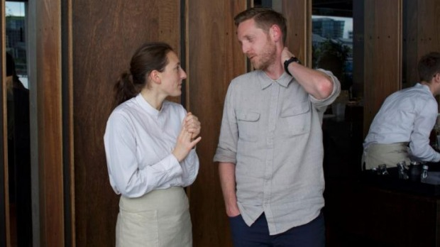 Noma Australia's head barista Sophia Burger talks beans with Tim Williams of Melbourne's Bureaux Collective.