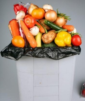 Food everywhere and not a bite to eat: Countries are coming to grips with food waste.