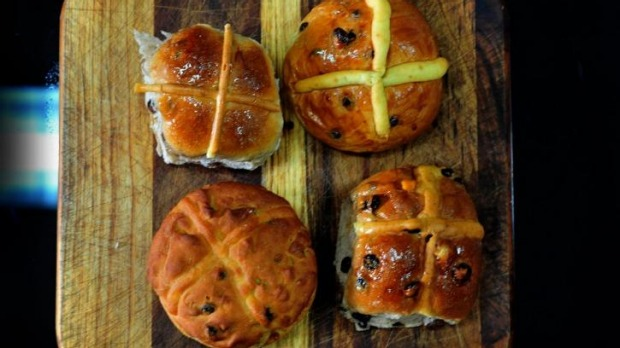 Not all hot cross buns are created equal.
