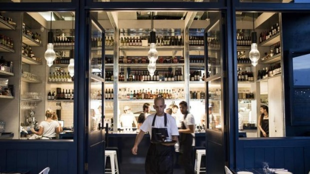 Anason makes a mark as the first permanent restaurant at Barangaroo.