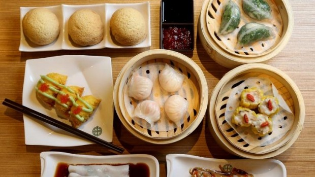 Michelin-starred dim sum is here.