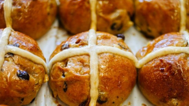 Tivoli Road Bakery's hot cross buns came out on top in our annual taste test.