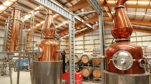 Four Pillars Distillery in Healesville is hosting an Easter Saturday barbecue.