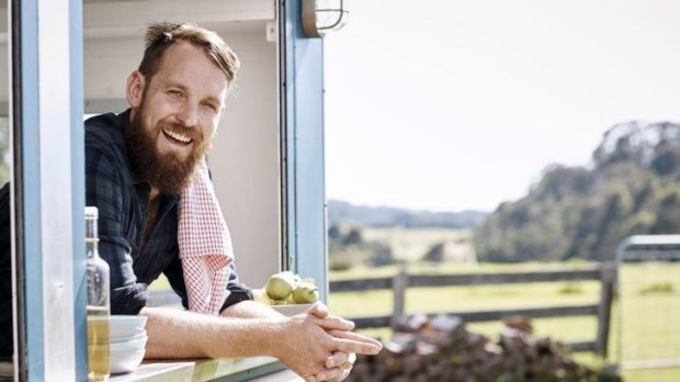 In this series of River Cottage Australia, Paul West travels to Canberra with his food van.