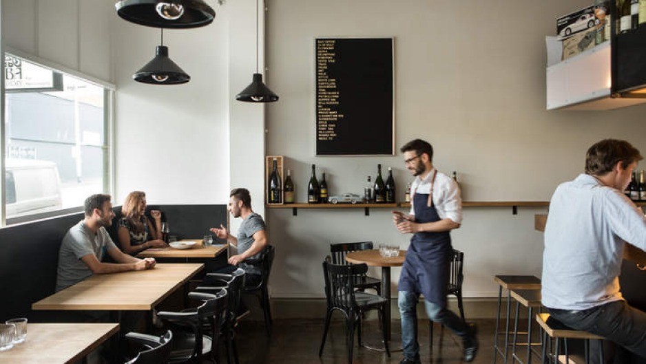 Soak it up: Bar Liberty takes a radical approach to food and drink.