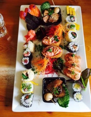 Get in quick for sushi at Masaaki.