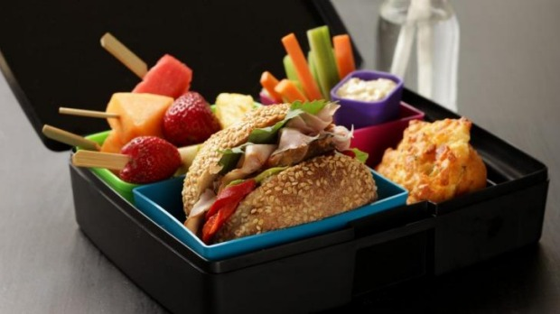 What should and shouldn't be in your child's school lunch box?