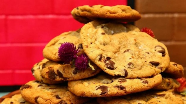 The 36-hour choc-chip cookies.