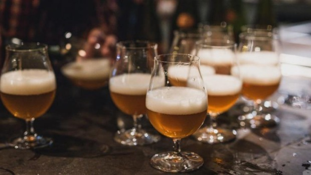 A six-course beer degustation will allow drinkers to see beer in a new light at Vue de Monde.