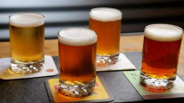 Get to know your beers by attending Beer School.