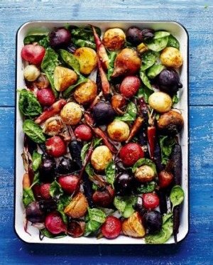 Mediterranean diet can protect against effects of eating for Fish and veggie diet