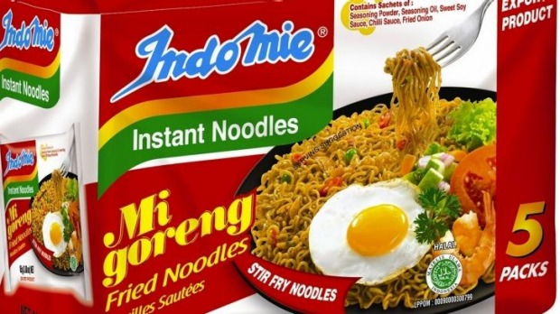 Instant noodles is key to a great cheat meal.
