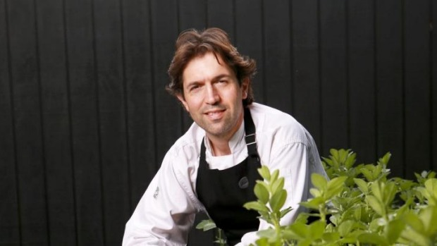 Ben Shewry's Attica restaurant in Melbourne was voted number one on Australia's Top 100 Restaurants list.