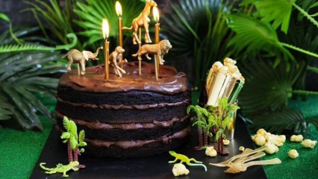 Take the cake! Send us a photo of the best birthday cake you've made to win.